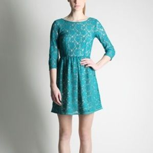 Fast Anna Lace Dress by French Connection